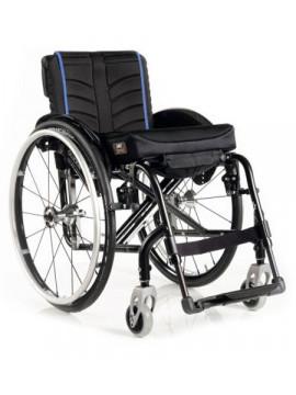 Silla de ruedas Easy Max reposapies fijos