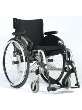 Silla de ruedas Easy Max Reposapiés desmontables