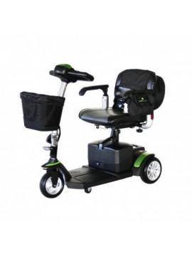 Scooter eléctrica de 3 ruedas `ECLIPSE PLUS´ desmontable AD