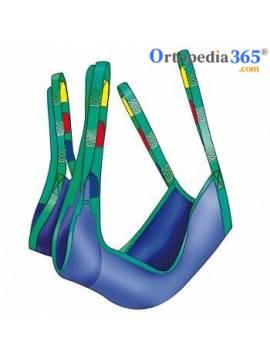 Arnés para amputados postoperatorios de cadera