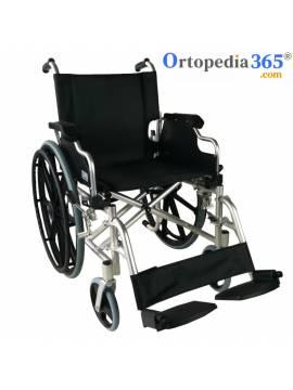 Silla de ruedas OPERA | Aluminio | Plegable | Mobiclinic