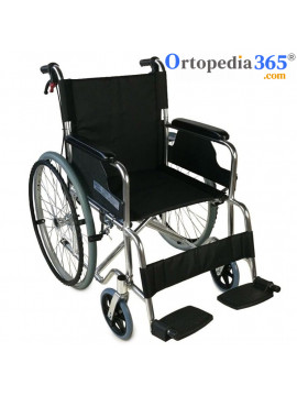 Silla de ruedas PALACIO | Aluminio | Plegable | Mobiclinic