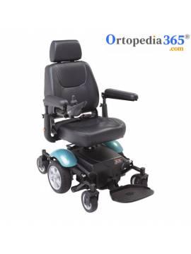 Silla de ruedas eléctrica R300 para Exterior e Interior