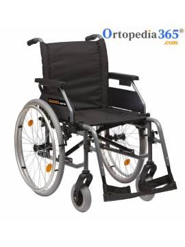 Silla de ruedas de acero GADES VARIO | A. Dinámicas
