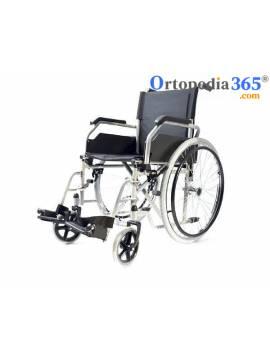 Silla de ruedas Manual A-200 | Acero | Plegable | Prim