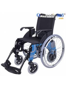 Silla de ruedas BASIC DUO | Plegable  Para pasos extrechos