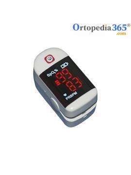 Pulsioxímetro digital de dedo para adulto, tipo pinza