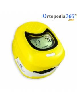 Pulsioxímetro de dedo pediátrico, Pantalla LCD,...