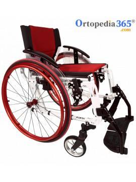Silla de ruedas deportiva SPORT LINE  ¡Increíble!