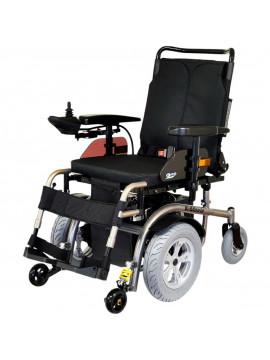Silla de ruedas eléctrica K-Movie Rehab | Radio de giro 360º