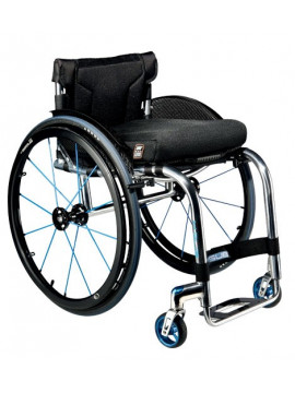 Silla de ruedas Tiga Sub4 Ultraligera