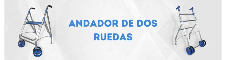 Compra un Andador de Dos Ruedas de Calidad - Ortopedia365