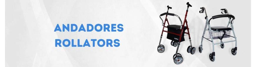 Andador Rollator al Mejor Precio - Ortopedia365